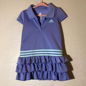 Toddler adidas dress